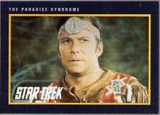 1991 Impel Star Trek 25th Anniversary #191 The Paradise Syndrome