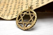 Round Star Of David Pendant gift ideas for people you love