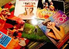 JOB LOT OF 40 CHEESECAKE/SEXY SEMI NUDE SLEEVE LPs-#U7-FREE UK P&P-BARGAIN!!!!!!