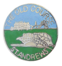 Old Course, The Royal and Ancient Golf Club of St Andrews Pin Badge