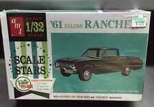 Amt 1961 Ford Falcon Ranchero model kit 1/32