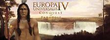 EUROPA UNIVERSALIS IV CONQUEST OF PARADISE DLC [PC] Steam key