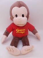 "Curious George Plush Gund Universal Studios 16"" Plush Toy Stuffed 320964"