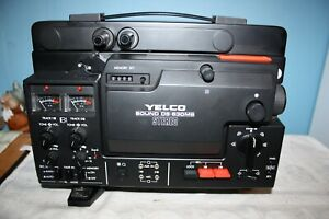 Super 8 Projektor YELCO DS 630 STEREO