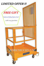 'NEW' Forklift Working / Maintenance Platform **£499.99 Included VAT & Delivery*