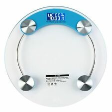 Aliston Blue510 Digital Glass Weighing Scale Personal Health Body Weight Machine