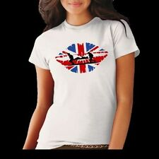 Lips Regular Personalised T-Shirts for Women