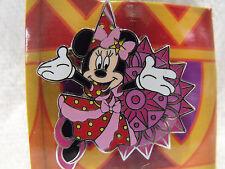 2014 Disney Lanyard Trading Pin WDW MK Festival of Fantasy Parade Minnie Mouse