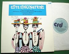 Elite Syncopations Music by Scott Joplin & Others Musicians Orch Royal Ballet LP