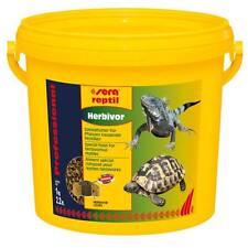 3800 ml  sera reptil Professional Herbivor - für Pflanzen fressende Reptilien