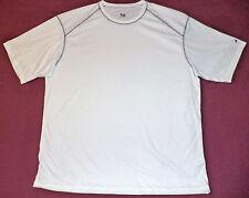 N W/O T BADGER SPORT SHORT SLEEVE WHITE T-SHIRT XXL  K#7947 / 7948 / 7949 / 7951