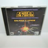 Star Wars: X-Wing vs. TIE Fighter -- Balance of Power Campaigns (PC, 1997)