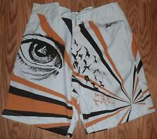 "BUM EQUIPMENT CLASSICS sz ""XXL-38"" VINTAGE BOARDSHORTS SWIM SURF BOAT JET SKI"