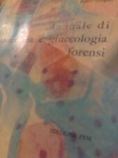 MANUALE DI OSTETRICIA E GINECOLOGIA FORENSI DI DE VINCENTIIS