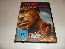 DVD  Stirb langsam Quadrilogy