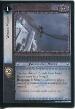 Lord Of The Rings CCG Card SoG 8.U83 Winged Mount
