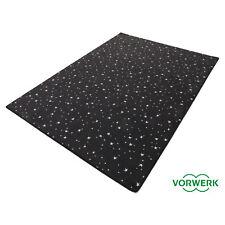 Bijou Stars schwarz Kettel Teppich 200x300 cm Vorwerk