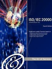 Iso/Iec 20000 Foundation Complete Certification Kit - Study Guide Book and...