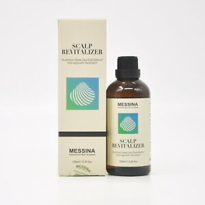 Messina scalp revitalizer deep sea shell extract hair loss treatment Aussie