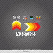 0388 Peugeot HLE Premiere Fahrrad Rahmen Aufkleber-Abziehbilder-Transfers