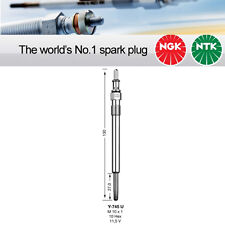 NGK Y-745U / Y745U / 4705 Sheathed Glow Plug Pack of 12 Genuine NGK Components