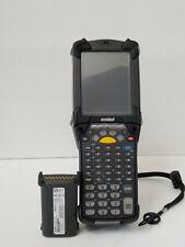 Symbol Motorola Mc9190 Gj0sweqa6wr Windows Mobile 65 Mc9190g 1d Barcode Scanner
