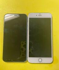 Apple iPhone XR 64GB & 6 Phone 128GB (Unlocked) Lot of 2 - No Power - FMI:OFF