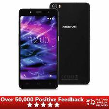 Medion Life E5001 Unlocked 8GB Mobile Phone - Black