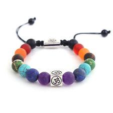 Gift Bag, Same Day Free Postage Yoga Healing Bracelet, Chakra, Adjustable & Free