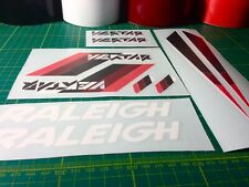More details for raleigh vektar bmx stickers - old school cool 80s computer bike