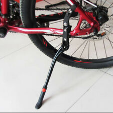 "CNC Bicycle Single Leg Kickstand 24""-29"" Mountain Bike Stand Floor Parking Alloy"