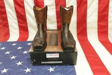 Bottes Buttero boots N.41 (Cod.STN222) camperos cow-boy western homme Neuf