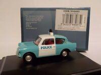 Ford Anglia - Police Panda , Model Cars, Oxford Diecast