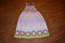 B36- Girls Floral Print Dress