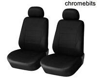 Peugeot 207 308 3008 Citroen C3 C4 Picasso Car Seat Cushion Cover Fabric Black