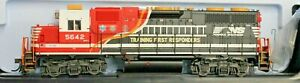 HO Scale ATLAS MASTER SILVER 10 002 369 NORFOLK SOUTHERN # 5642 First Responders