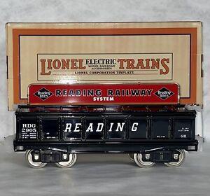 MTH 11-30247 Lionel Corporation Tinplate Standard Gauge Covered Gondola Car NEW
