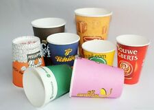 1000 x 12oz Vending Paper Cups Misprinted Overstock. Coffee Cups [5060026844144]