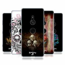 OFFICIAL ALCHEMY GOTHIC SKULL SOFT GEL CASE FOR SONY PHONES 1