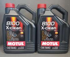 Motul SAE Viskosität 5W40 Motoröle fürs Auto und Motorrad