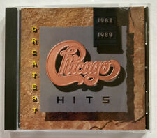 Greatest Hits 1982-1989 by Chicago (Cd, Dec-2004, Rhino (Label)
