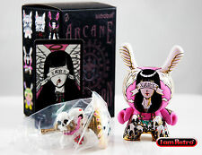 "Judgement - Arcane Divination Dunny Series 3"" Vinyl FIgure - Kidrobot Brand New"