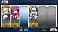 FGO/ Fate Grand Order NA Global Account Arturia / altria