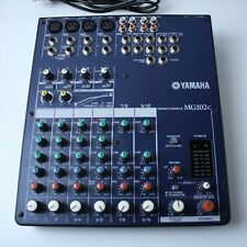 YAMAHA MG102C Mixing Console Mixer Mischpult // geprüft tested