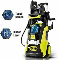 3800PSI 2.8GPM Electric Pressure Washer Powerful Cold Water Cleaner Machine B 26
