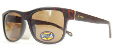 FOSSIL FM80  BROWN TORTOISE FOSSIL UNISEX SUNNIES SUNGLASSES SHADES  FOSSIL NEW