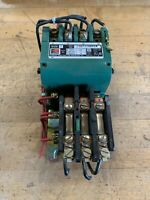 USED FURNAS SIZE 1 STARTER 14DF32AA81A  WITH 75D73070A COIL