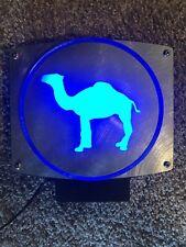 camel lighted sign