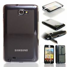 CRYSTAL CLEAR TRANSPARENT PLASTIC BACK COVER CASE FOR SAMSUNG GALAXY NOTE i9220