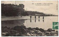 CPA 44 - LA BERNERIE (Loire Atlantique) - 1218. La Plage de Roche Marie